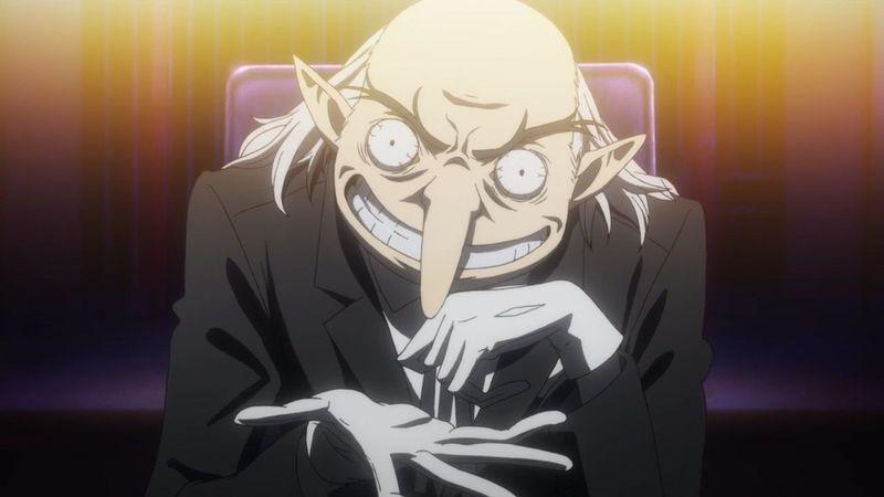 Por que Igor tiene la voz cambiada?