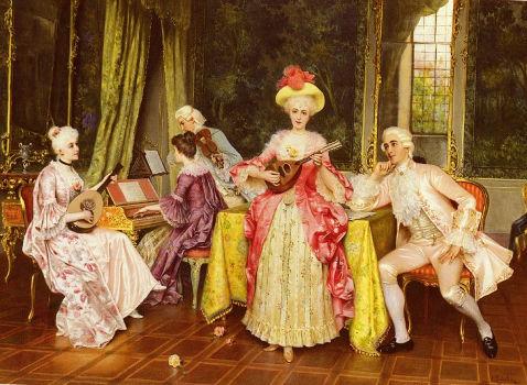 ¿Cuál de estos accesorios de vestir NO fue parte de la moda masculina en el siglo XVII?