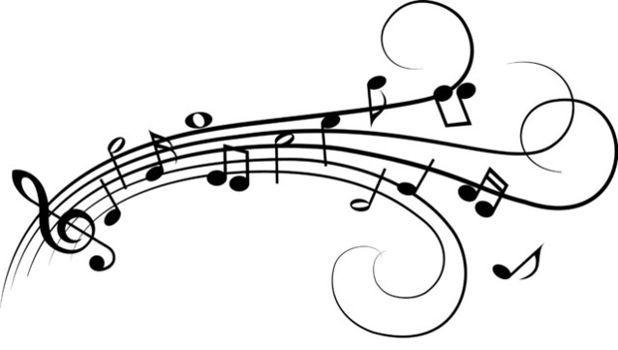 ¿Cuál de los siguientes tipos de notas musicales se puede encontrar en las partituras?