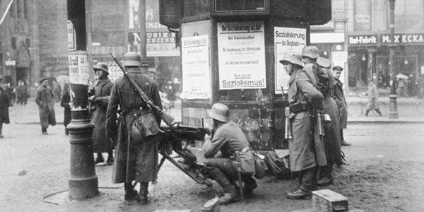 A grandes rasgos, ¿Qué fue el Tercer Reich?