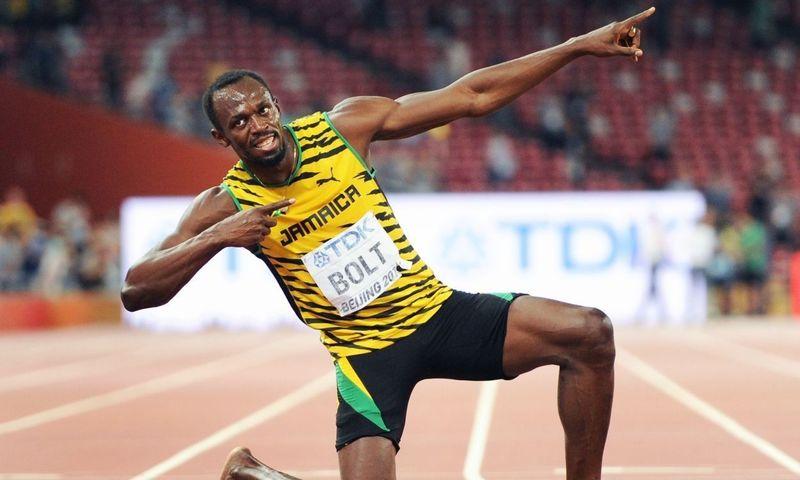 ¿En qué año logró Usain Bolt batir el récord mundial de los 100 metros lisos?