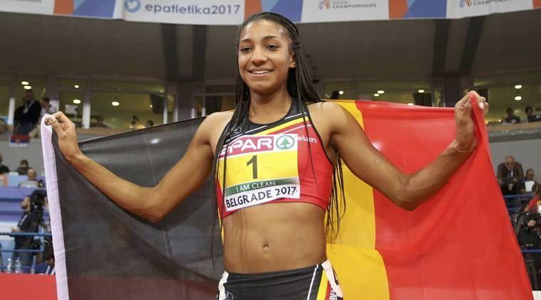 ¿Cómo se llama esta famosa atleta belga?