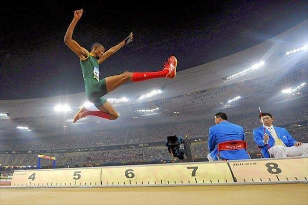 ¿Cuál es el récord mundial de salto de longitud?