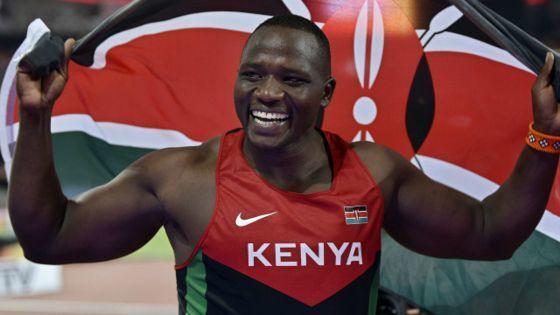 ¿A qué disciplina atlética se dedica el atleta de la imagen?