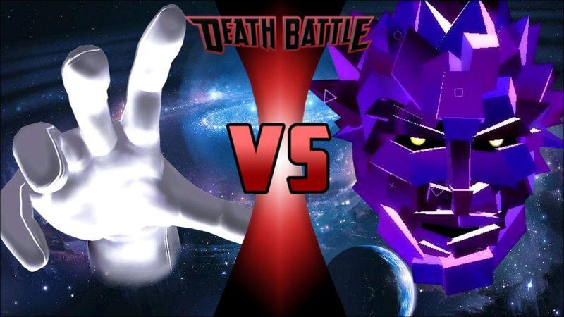 Batalla de Jefes ¿Quién ganaría entre Master Hand y Polygon Man?