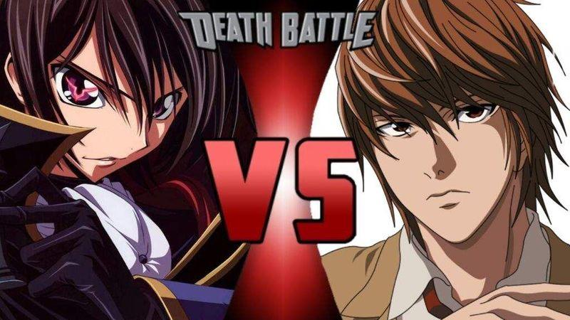 ¿Quién ganaría entre Kira y Lelouch Lamperouge?