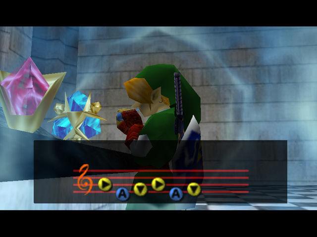 ¿Cuántas canciones en total aprende Link a tocar con la ocarina?