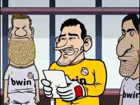 ¿A qué dos jugadores del Madrid encierra en un cuarto el