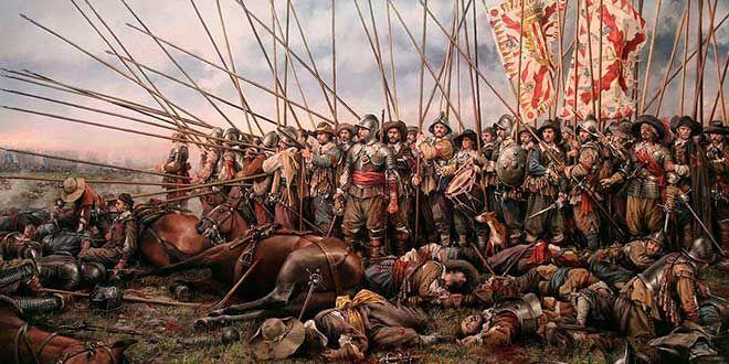 ¿Cuántos años duró la guerra de los Treinta Años?