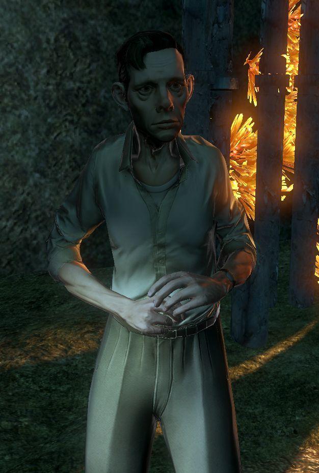 ¿En BioShock 2, quién es éste?