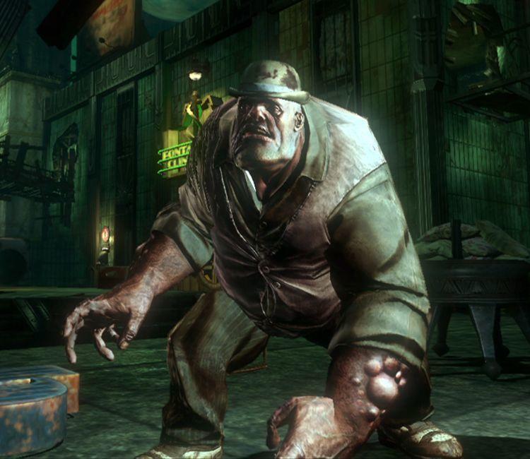 ¿En BioShock 2, qué tipo de Splicer es este?