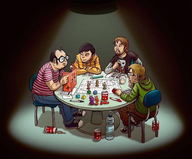 29818 - ¿Qué tipo de jugador de Rol de mesa eres?