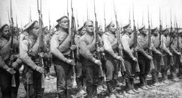 El genocidio Armenio fue a manos de...