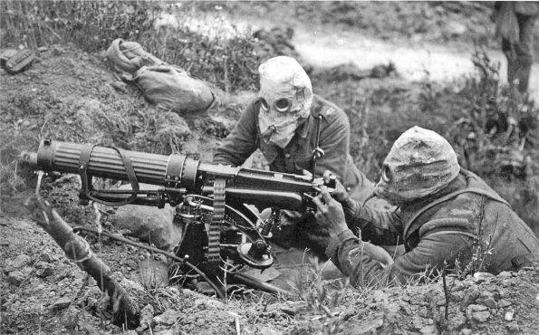 ¿Cuál fue el gas más efectivo en el campo de batalla?