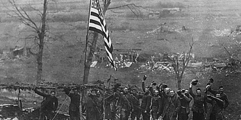 ¿Cuál de estos sucesos, aceleró considerablemente la entrada de EEUU en la Primera Guerra Mundial?