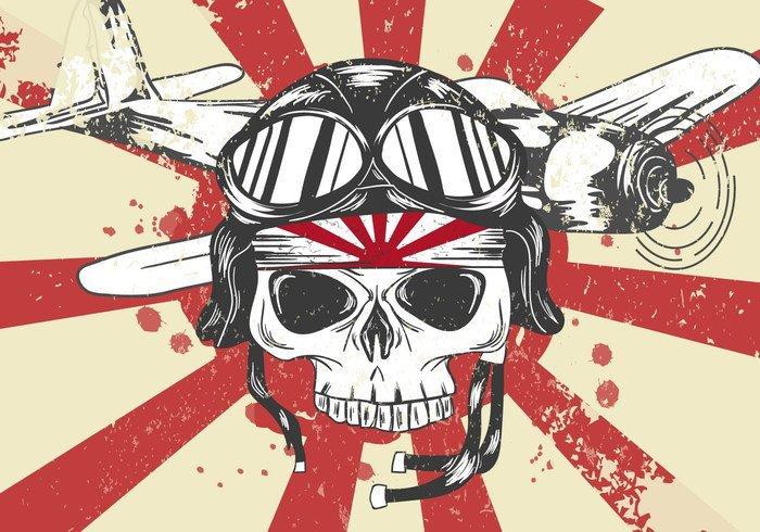 ¿Porque los soldados kamikaze llevaban casco?