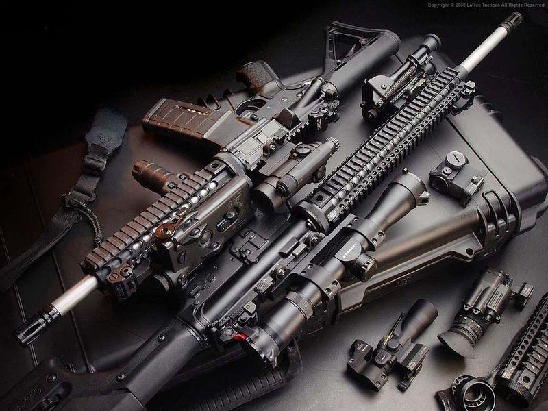 ¿Cual fue el primer rifle de asalto de la historia?