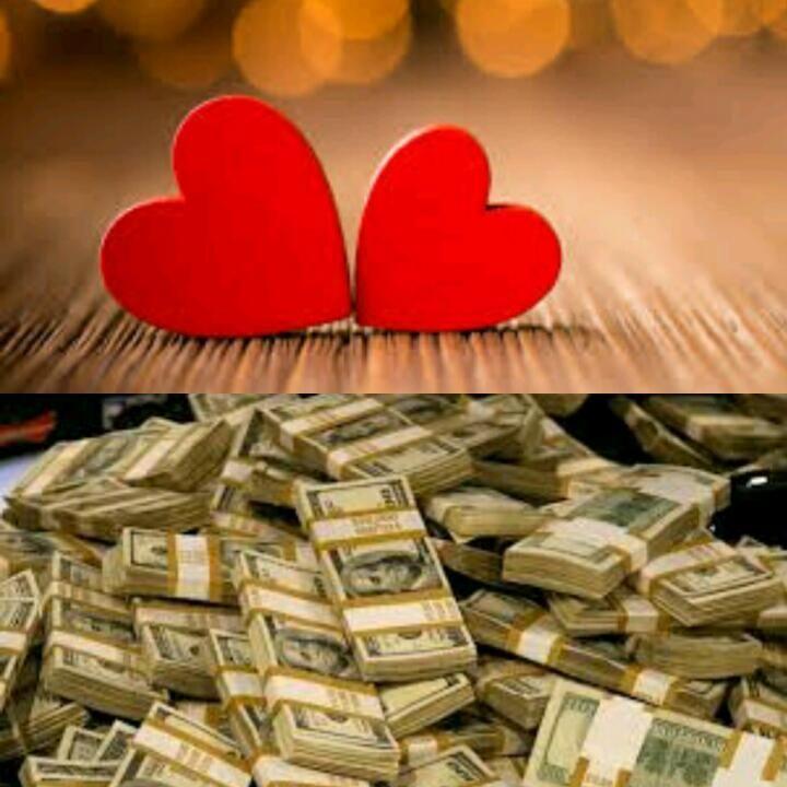 Ser multimillonario pero no encontrar el amor o encontrar el amor y ser mileurista