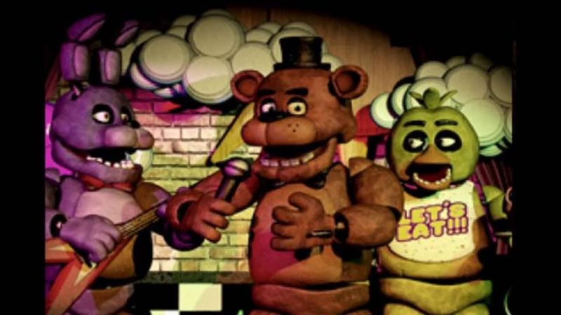 29869 - Que Personaje de Five Nights at Freddy´s 1 Eres?