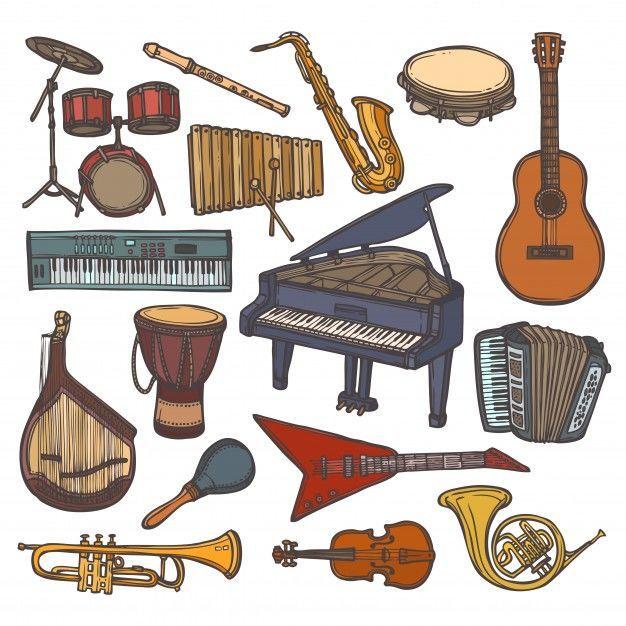 ¿Qué instrumento te gustaría tocar?