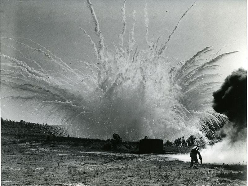 ¿Que arma química ha causado más muertes a lo largo de la historia?