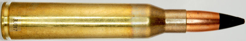 ¿De qué está compuesta la munición perforante?
