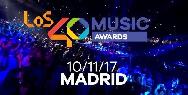 29902 - La porra de LOS40 Music Awards 2017- Vota por tu favorito