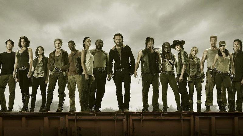 29917 - Elige entre estos personajes de The Walking Dead