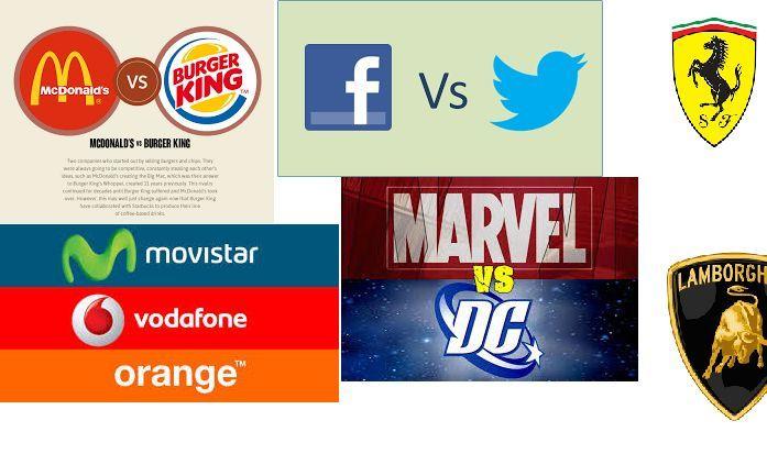 29922 - Compañías rivales. ¿Cuál prefieres?