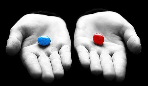 ¿Qué pastilla elegirías?