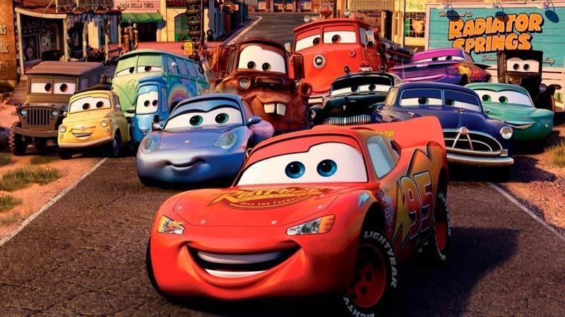 ¿Rayo McQueen tiene seguro de coche o de vida?