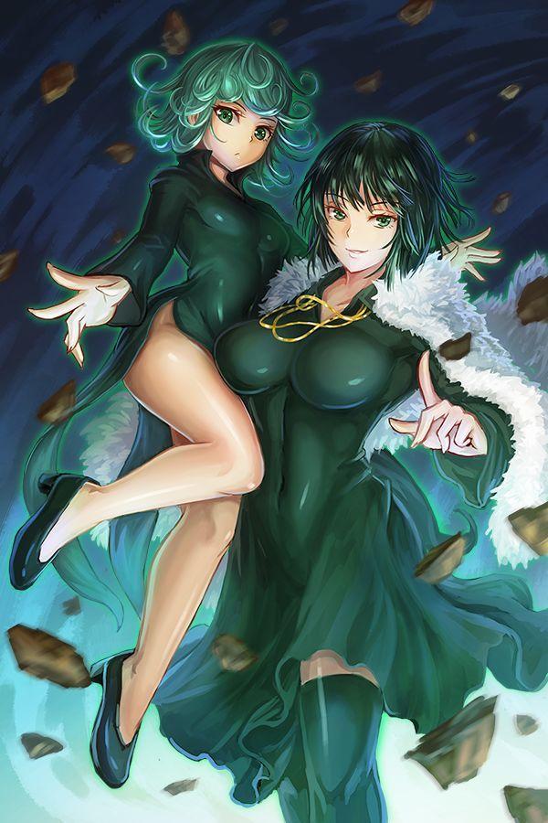 Tatsumaki VS Fubuki