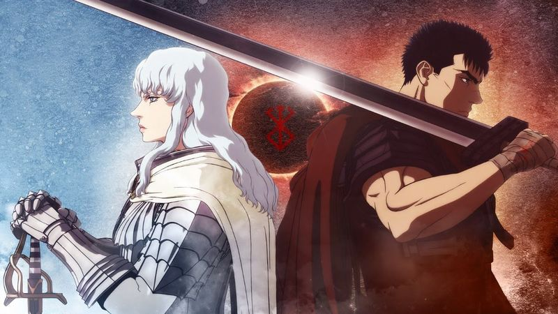 Guts VS Griffith