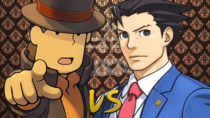 ¿Quién ganaría entre Phoenix Wright y el Profesor Layton?