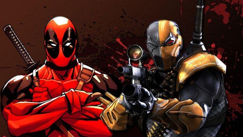 ¿Quién ganaría entre Deadpool y Deathstroke?