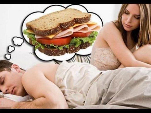 29949 - ¿Sexo o comida?