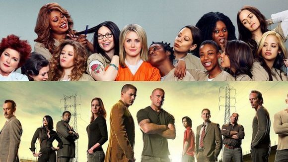 Orange is the new black vs Prison Break