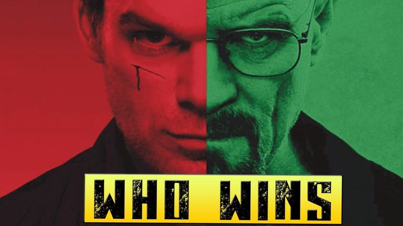 Dexter vs Breaking Bad