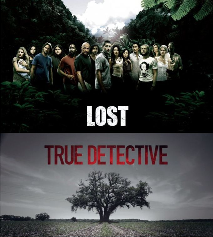 Lost vs True detective