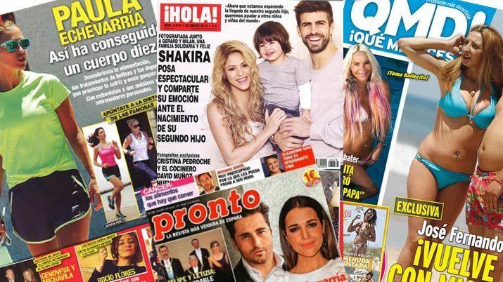 29833 - ¿Cuánto sabes de la prensa del corazón española?