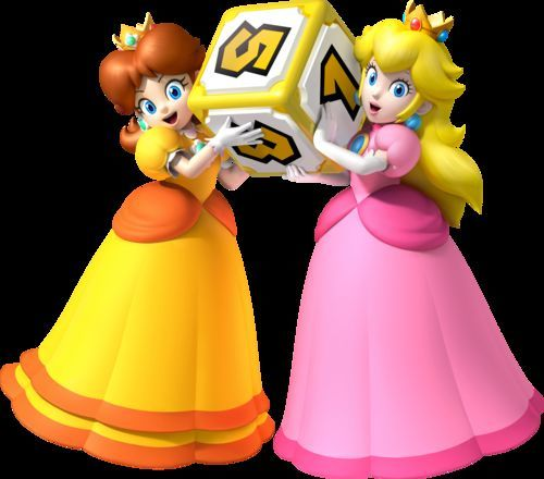 Peach VS Daisy