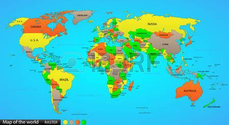 30069 - Geografía Mundial