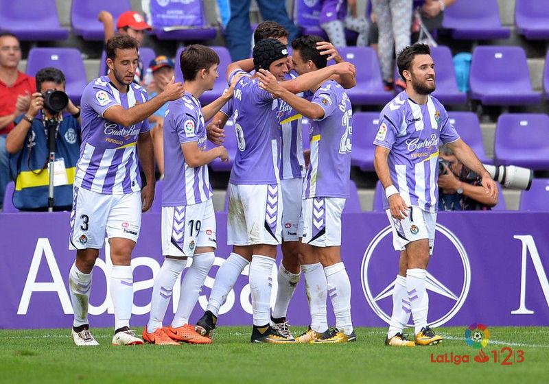 30070 - ¿Conoces a todos los jugadores del Real Valladolid 17/18?