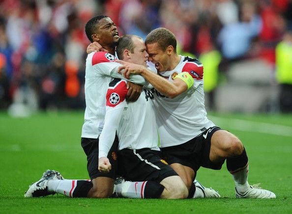 2011: Barcelona Vs Manchester Utd. ¿Qué curiosidad tuvo el gol del empate de Rooney?