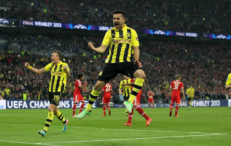 2013: Bayern 2 BVB 1. ¿Quien ocasionó el penalti favorable al Dortmund?