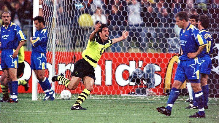 1997: BVB 3 Juventus 1. ¿Quien portaba el brazalete de capitán del equipo italiano?