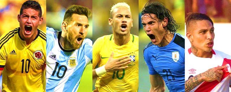 30122 - ¿Cuál es nuestro XI ideal de estas Eliminatorias Sudamericanas rumbo a Rusia 2018?