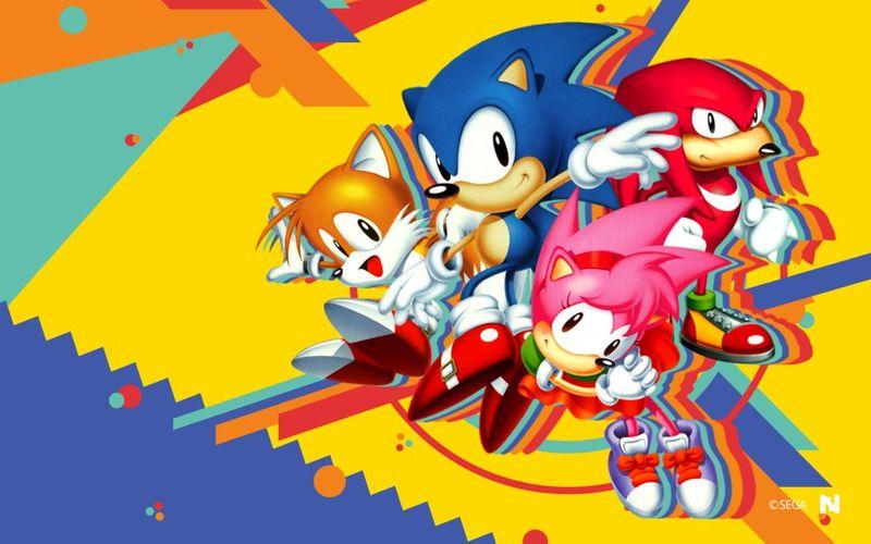 30153 - ¿Adivinarás los personajes de Sonic?