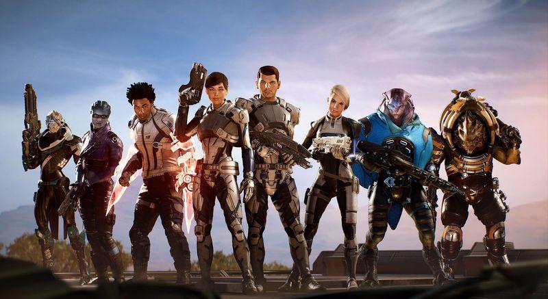 30169 - ¿Cuánto sabes de Mass Effect Andromeda (Parte 1¿?)