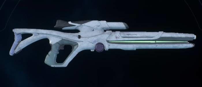 ¿Cómo se llama este rifle?